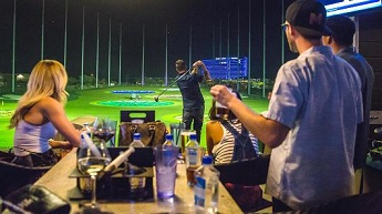 Houston Young Alumni Gathering at Topgolf